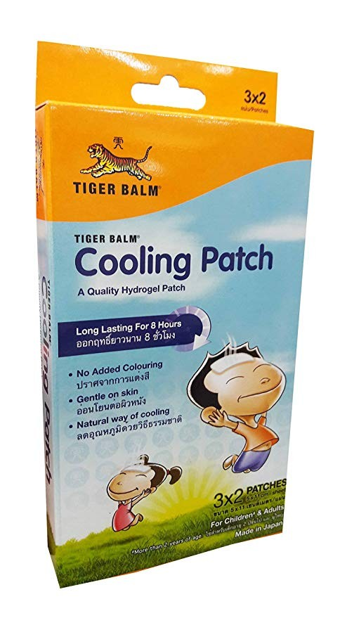Patch froid 5x11 cm - Tiger Balm 1