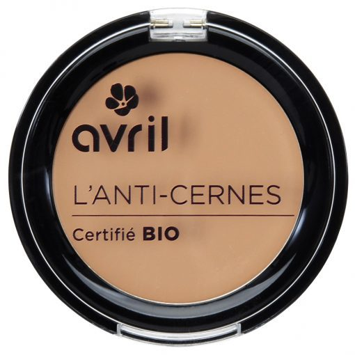 Anti-Cernes Doré - Bio - Avril 1